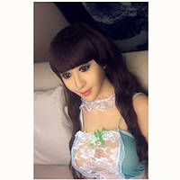 Премиум секс-кукла реалистичная Alice 158 см, фото 1