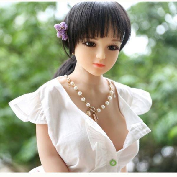 Реалистичная кукла для сексуальных игр Amy 100 см
