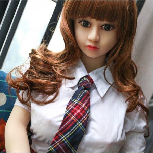Красивая реалистичная кукла для секса 146 см с лицом NO.B03