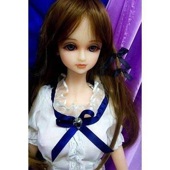 Реалистичная кукла для секса SANHUI Mini-size 65cm Linda #4