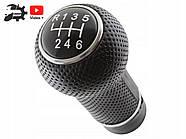 Ручка переключения передач Golf 4, Гольф 4 6 передач 12мм