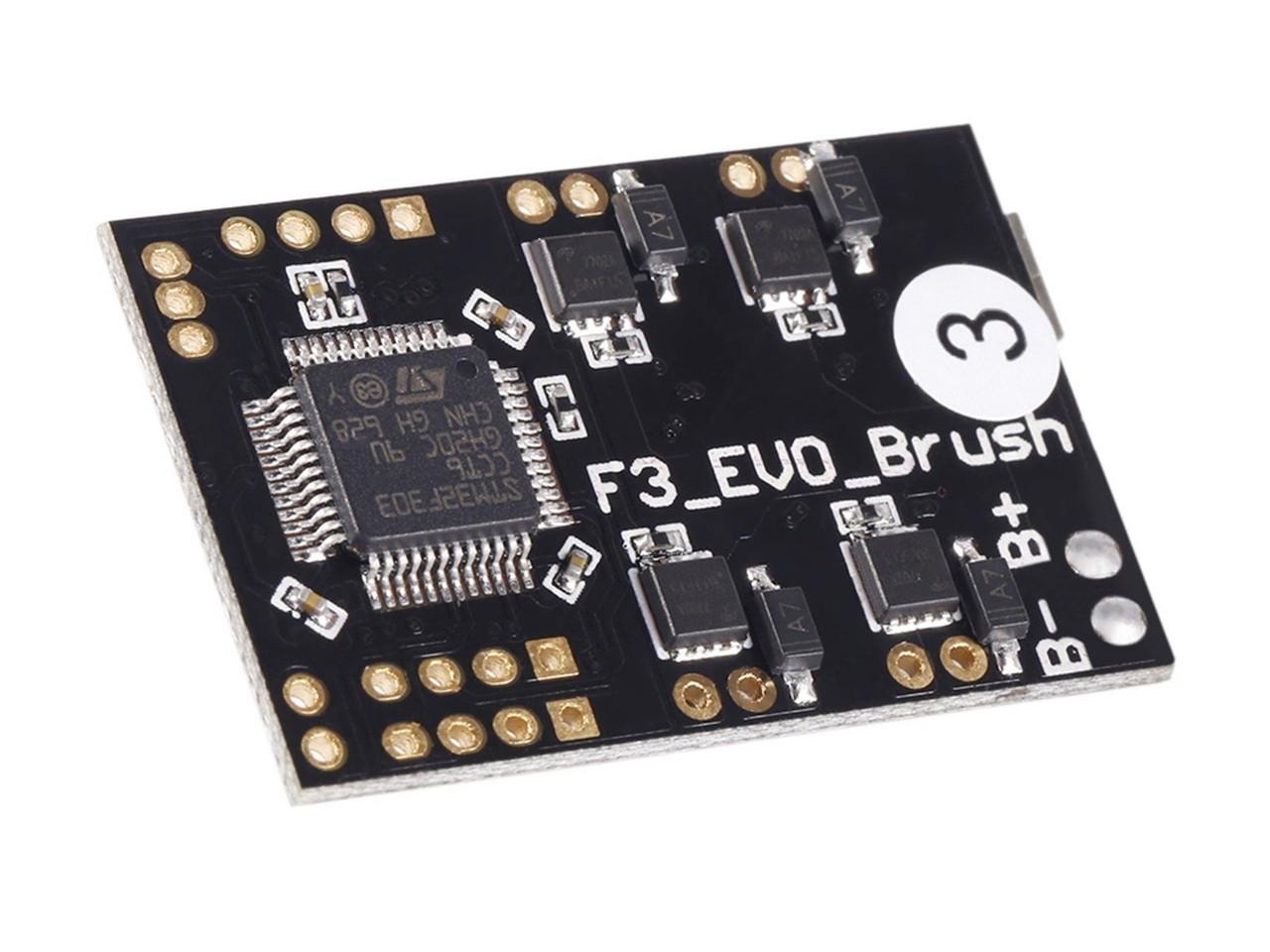 Полетный контроллер SP Racing F3 EVO коллекторный