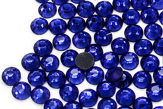 Cтразы DMC, ss20(5mm).Горячая фиксация.Цена за 1440шт, Цвет Sapphire (935)