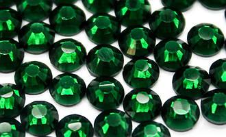 Стразы горячей фиксации DMC, ss20(5mm).Цена за 1440шт, Цвет Emerald(912)