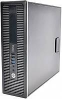 Компьютер HP EliteDesk 800 G1 SFF (i7-4770/16/1Tb/512SSD/1050Ti)