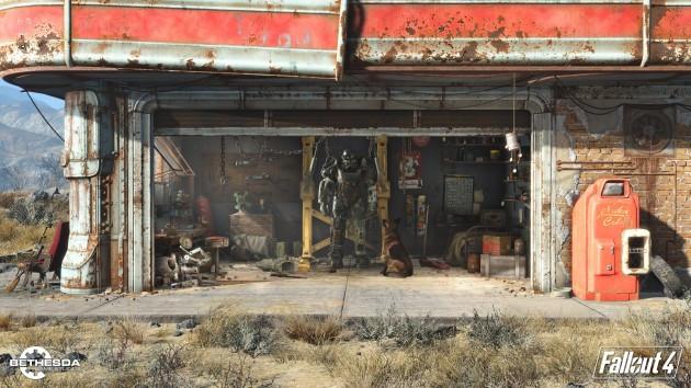 Fallout 4 Официальный Трейлер
