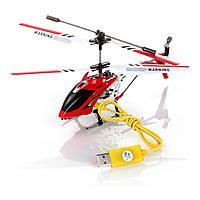 Вертолет Syma S107G с 3-х канальным и/к управлением и гироскопом 22 см (в ассорт) S107 ТМ: SYMA