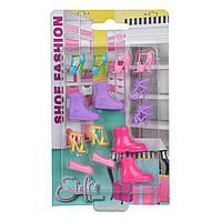 Набор обуви для Штеффи Steffi & Evi Love (в ассорт.) 4660832 ТМ: Steffi & Evi Love