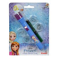 Фонарик-проектор Disney (в ассорт.) 9448417 ТМ: Simba