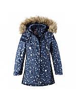 Куртка REIMA SILDA синяя 521610-6988