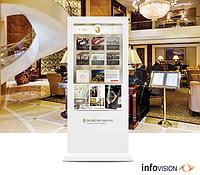 Интерактивные сенсорные системы Infovision