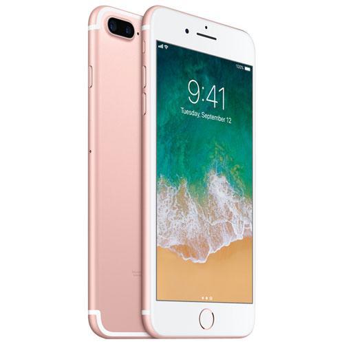 СмартфонApple iPhone 7 PLUS 32Гб (rose gold) Refurbished neverlock (айфон неверлок оригинал)