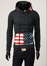 Толстовка с капюшоном USA, фото 2