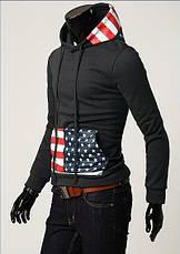 Толстовка с капюшоном USA, фото 3