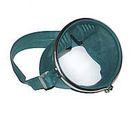 Маска для подводного плавания Глубинка, зелёная