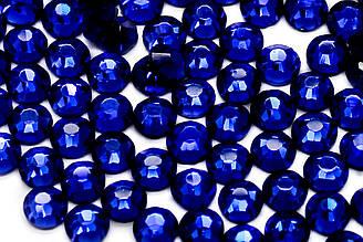 Cтразы DMC, ss16(4mm).Горячая фиксация.Цена за 1440шт, Цвет Sapphire (935)
