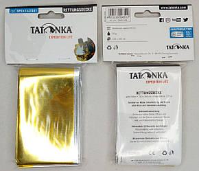 Рятувальний ковдру Tatonka Rettungsdecke