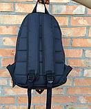 Качественный городской, спортивный рюкзак Nike Air, найк. Черный, фото 5