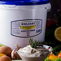 Майонез аппетитный ТМ Холидей 35% 5 кг