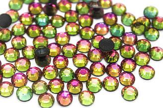 Cтразы DMC, ss16(4mm).Горячая фиксация.Цена за 1440шт, Цвет Rainbow (962)