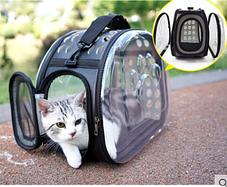 Прозрачная сумка для животных, фото 2