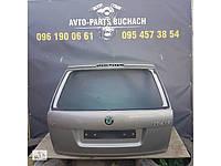 Б/у крышка багажника для Skoda Octavia A5 II універсал в наявності