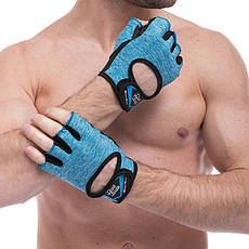 Рукавички для фітнесу HARD TOCH FG-008, фото 2