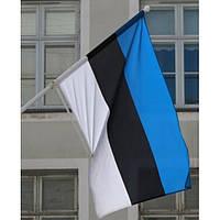 Флаг Эстонии 90х150см