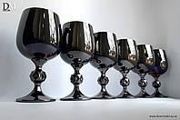 Набор бокалов для вина Bohemia Sterna 190 ml (цвет: ЧЕРНЫЙ ХАМЕЛЕОН)