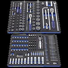 Набор инструмента для телег, 207 предметов ANDRMAX