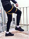 Брюки карго мужские Off White Scarstrope черные, фото 3
