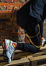 Брюки карго мужские со стропами Off White Scarstrope, фото 8