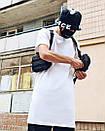 Кобура Пушка Огонь черная, фото 2