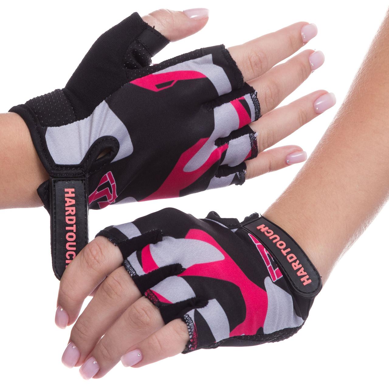 Рукавички для фітнесу HARD TOCH FG-009