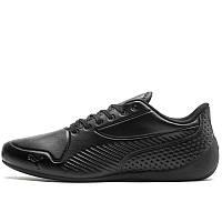 Кроссовки мужские Puma Drift Cat 7S Ultra 339862 01 (черные, искусственная кожа, повседневные, бренд пума)