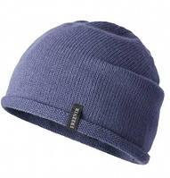 Тонкая женская шапка freever коричневая, белая, джинс, фото 1