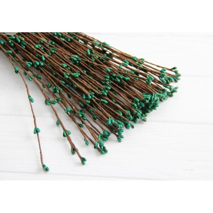 Веточки ивы ,  зеленый мох                                 100 шт