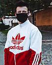 Теплый худи-зиппер Adidas Thrino, фото 2