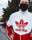Теплый худи-зиппер Adidas Thrino, фото 3