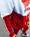 Теплый худи-зиппер Adidas Thrino, фото 6