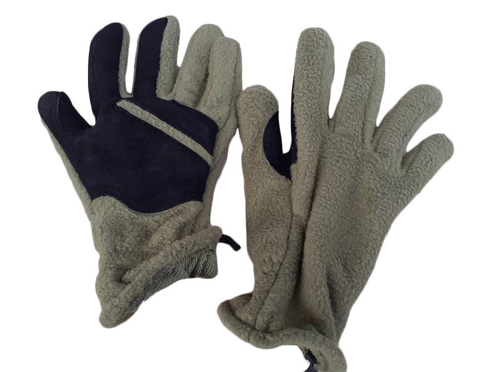 Перчатки зимние армейские пятипалые