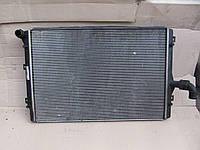 Радиатор охлаждения основной Audi A3 Seat Leon Caddy Golf 5 Jetta Touran 1.8 2.0TFSI 1.6 2.0TDi, 1K0121251N, фото 1