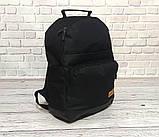 Стильный рюкзак Levi`s, левис, левайс. Повседневный, городской. Черный, фото 2
