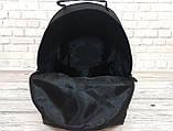 Стильный рюкзак Levi`s, левис, левайс. Повседневный, городской. Черный, фото 3