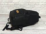 Стильный рюкзак Levi`s, левис, левайс. Повседневный, городской. Черный, фото 7