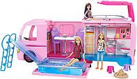 Игровой набор Barbie Трейлер кемпер для путешествий Mattel