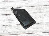 Сумка-рюкзак на одно плечо, кобура, слинг Jeep Buluo. Черная / J 601 black, фото 4