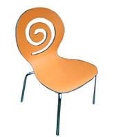 Обеденный стул SDM Лев оранжевый