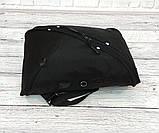 Стильный городской рюкзак NIID UNO, нид уно. Черный., фото 8
