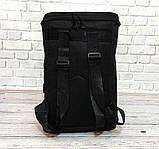 Стильный городской рюкзак NIID UNO, нид уно. Черный., фото 9